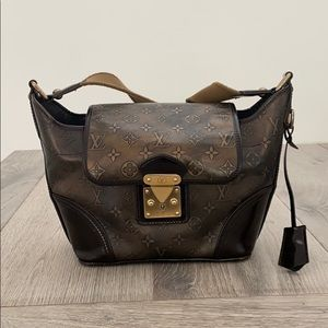 Auth Vintage Special HK Edition Louis Vuitton Bag